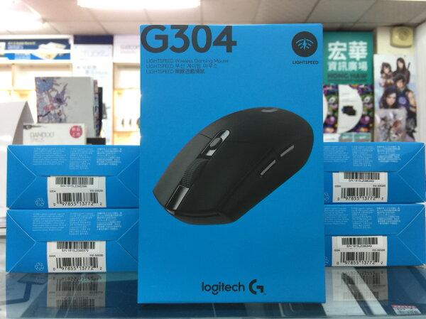 ☆宏華資訊廣場☆羅技G304LIGHTSPEED無線遊戲滑鼠