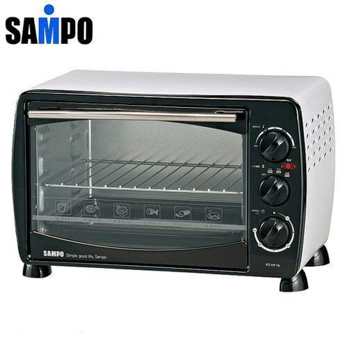 聲寶 SAMPO 19公升電烤箱 KZHF19
