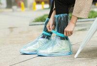 【省錢博士】戶外旅遊加厚防滑雨鞋套 / 超強防水高筒雨套 0