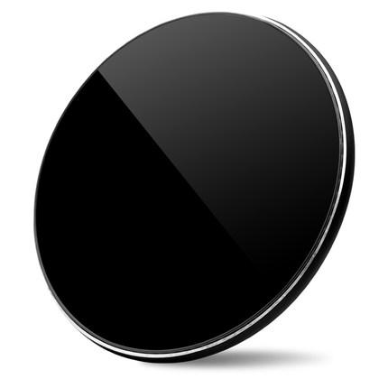 【現貨免運快出】手機無線充電器10W桌面智能快充底座板適用蘋果專用小米華為三星安卓通用 1