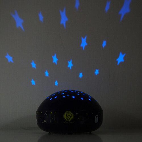Lumitusi -小王子LED星星投射夜燈 2