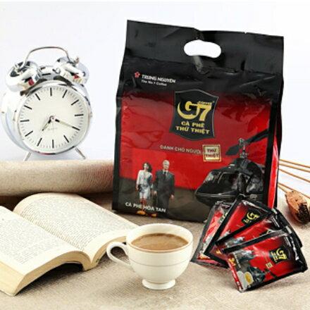 50%OFF SHOP越南G7三合一即溶咖啡(16g*50入裝)【MY033306DN】