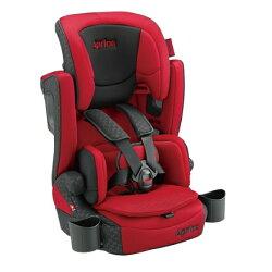 【Aprica愛普力卡】Air Groove Plus 限定版 成長型輔助汽車安全座椅(汽座)A093502