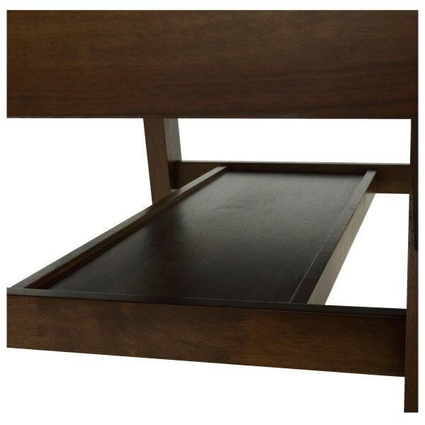 【馬小姐專用】◎(OUTLET)實木餐桌 FRANS 180 DBR 橡膠木 福利品 NITORI宜得利家居 4
