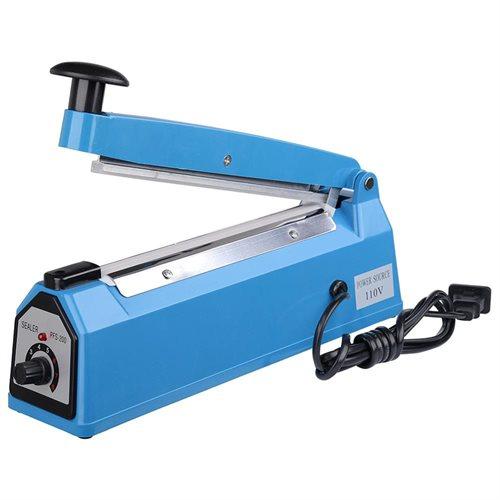 "8"" Impulse Manual Sealer Heat Sealing Machine Poly Tubing Plastic Bag Spare Teflon 1"