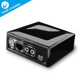<br/><br/>  志達電子 Wi-Fi Box 【FourChannel三合一Wi-Fi音樂分享器】支援AirPlay Android iTunes傳至音響喇叭擴大機 具USB檔案伺服器 WiFi點對點<br/><br/>