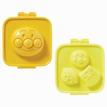 麵包超人 水煮蛋 壓模器 兒童 造型 便當 耐熱 耐冷 吐司超人 咖哩麵包超人 日貨 正版 授權 J00040001