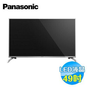 國際 Panasonic 49吋 LED液晶電視 TH-49D410W 【送標準安裝】
