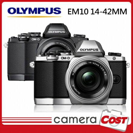★超值A級福利品★【OLYMPUS】Olympus EM10 14-42mm 黑 單鏡組 公司貨 olympus - 限時優惠好康折扣