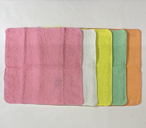 【百倉日本舖】日本製 素色方巾/小毛巾(共5色)