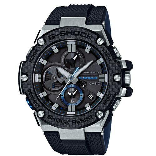 方采鐘錶:CASIOG-SHOCK競速太陽能運動腕錶GST-B100XA-1A