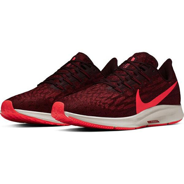 【NIKE】AIR ZOOM PEGASUS 36 小飛馬 慢跑鞋 運動鞋 紅 男鞋 -AQ2203200