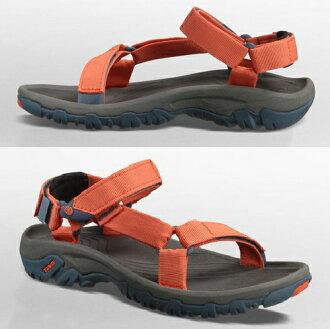 (陽光樂活)TEVA 女款專業水陸運動涼鞋Teva Hurricane XLT 4176-ORAN 桔色
