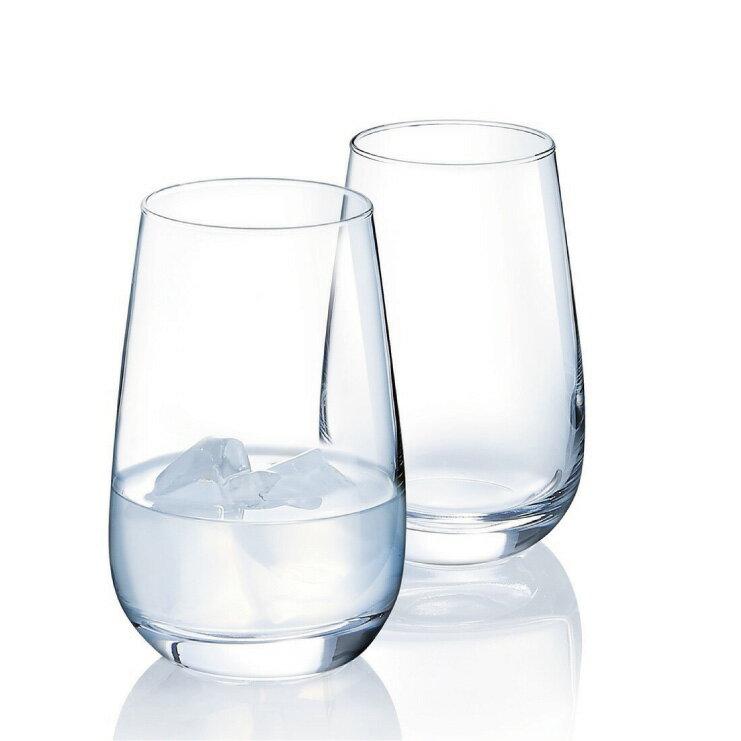 【Luminarc】法國樂美雅 / 干邑系列 / 水杯 威士忌杯 玻璃杯 飲料杯 冷飲杯 1