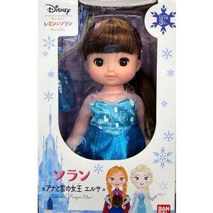 【預購】日本進口冰雪奇缘 Elsa 迪士尼系列 Solan沙奈娃娃 Remin芮咪娃娃 非小美樂 代理正版-Solan【星野日本玩具】