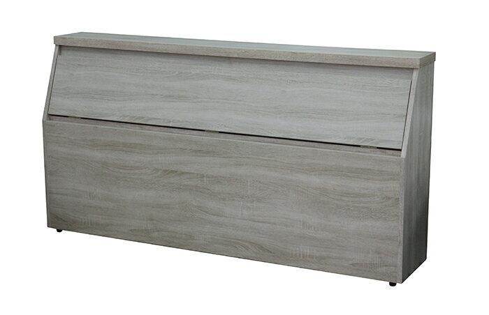 【尚品傢俱】RS927-51-5 美爾5尺橡木紋木芯板床頭箱/床頭背墊板/床頭休憩靠板/床頭裝飾靠板/床頭背靠板