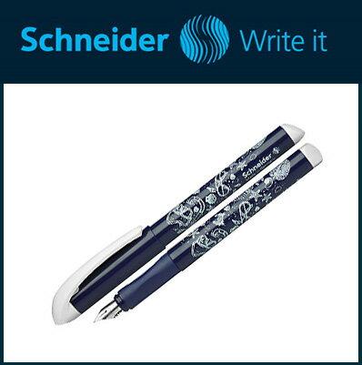 Schneider 施奈德 Easy 620 南島風情鋼筆~藍色  支