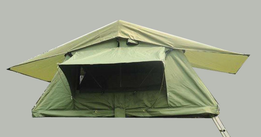 【RV運動家族】RT01 手動展開摺疊式 車頂帳篷