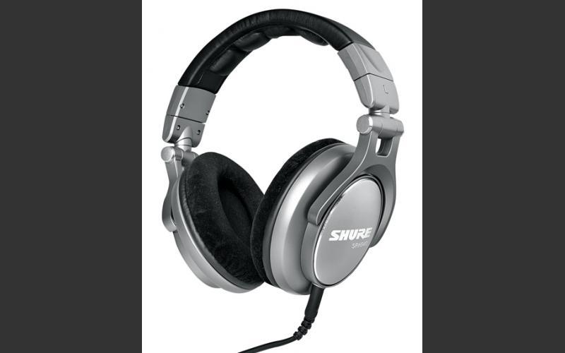 SHURE SRH940 專業級監聽耳罩式耳機 店面提供試聽
