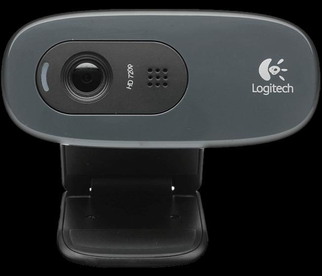 【迪特軍3C】Logitech 羅技 公司貨 C270 HD 網路攝影機 簡便的 720p 視訊通話 WEBCAM