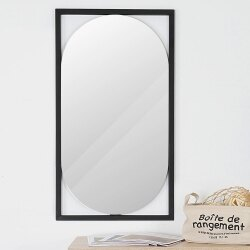 穿衣鏡/壁鏡/全身鏡/連身鏡/鏡子【Yostyle】維克多文人風壁鏡