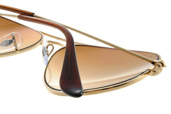Ray Ban 雷朋 金邊棕鏡 太陽眼鏡 RB3025 5