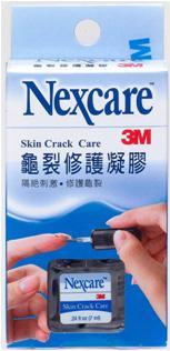 3M Nexcare 龜裂修護凝膠【德芳保健藥妝】