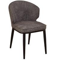 預購 喬安灰皮餐椅 / H&D-HD東稻家居-居家生活推薦