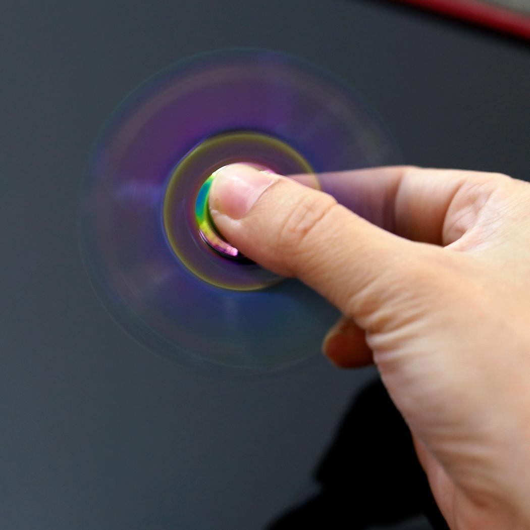 Hand Spinner 360 Fidget Desk Stress Reducer EDC Focus Toy 5