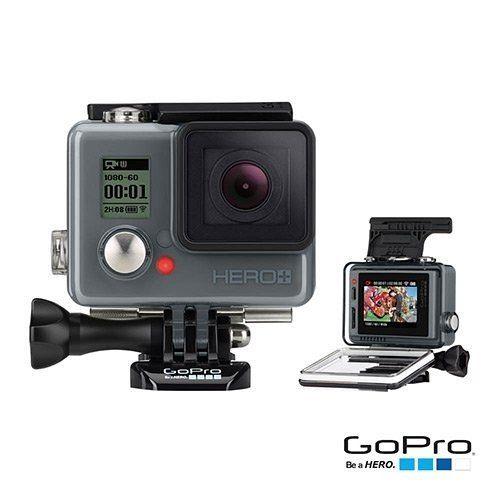 GoPro Hero+ LCD 運動相機 台灣公司貨 一年保固 入門款