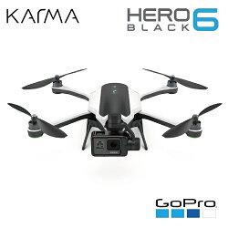 GoPro KARMA 四軸 摺疊 空拍 航拍 無人機 套裝組 (含Hero6 Black 相機)