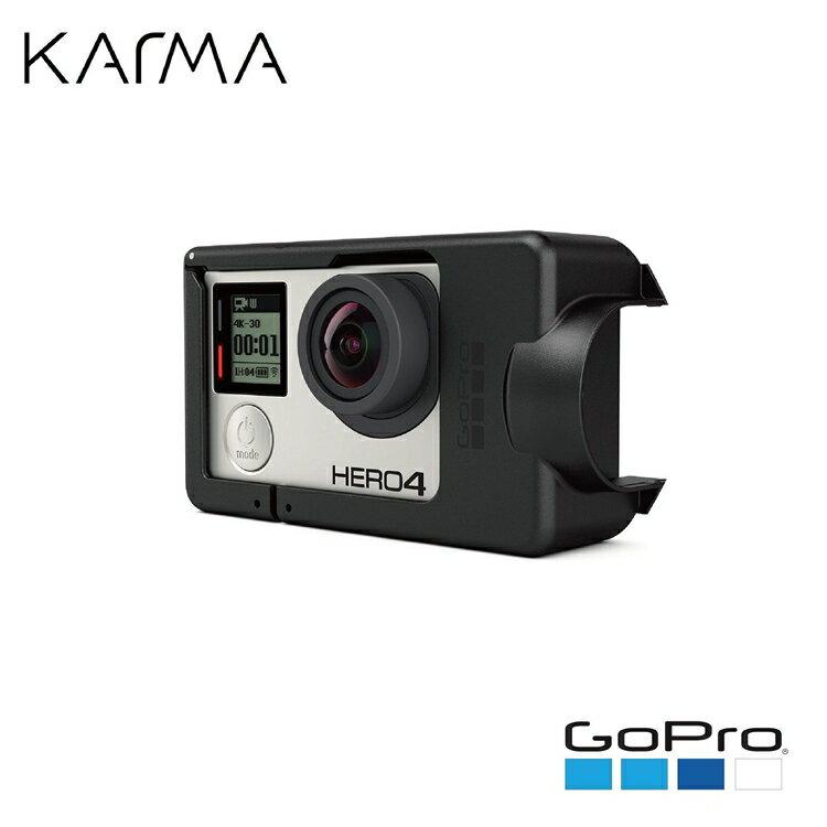 GoPro KARMA Grip 三軸 穩定器 Hero4 Black / Silver 專用轉接外框 AGFHA-001