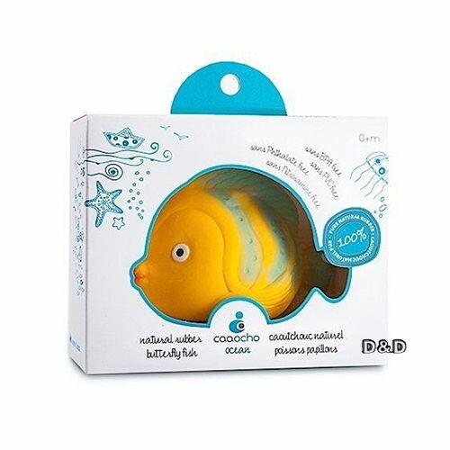 《 Caa Ocho 可趣 》拉拉魚洗澡玩具『121婦嬰用品館』
