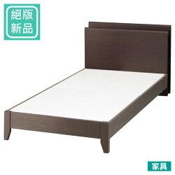 ◎(絕版新品)雙人床座 床架 KAITO2 DBR 附抽屜