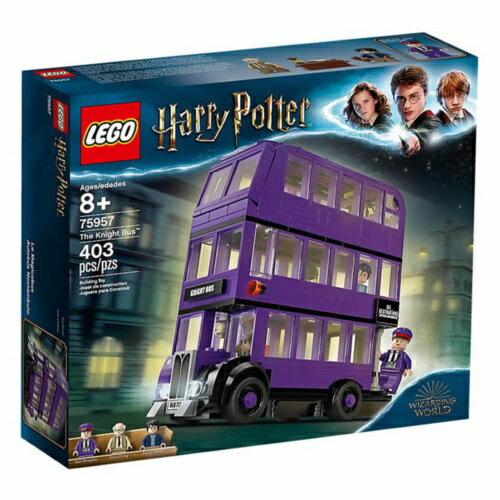 樂高LEGO 75957  Harry Potter 哈利波特系列 - The Knight Bus™