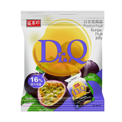 盛香珍Dr.Q百香果蒟蒻265G【愛買】