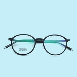 ★眼鏡框圓框眼鏡鏡架-韓版復古時尚百搭男女平光眼鏡7色73oe34【獨家進口】【米蘭精品】