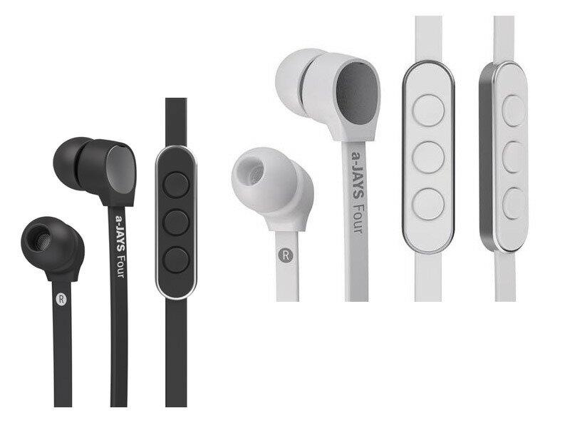 志達電子 aJays 4 JAYS (保固7天,無外包裝) 瑞典(耳音響) a-JAYS Four 耳道式耳機 Apple iOS