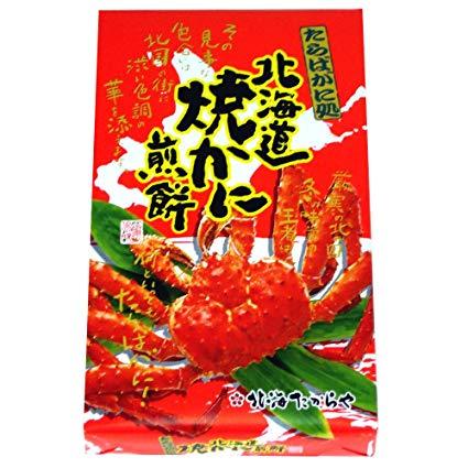 北海道燒帝王蟹煎餅18入 / 30入 日本地域限定 人氣伴手禮 =預購 4 / 8左右出貨= 4
