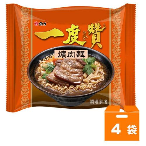 維力 一度贊-爌肉 200g (3入)x4袋/箱