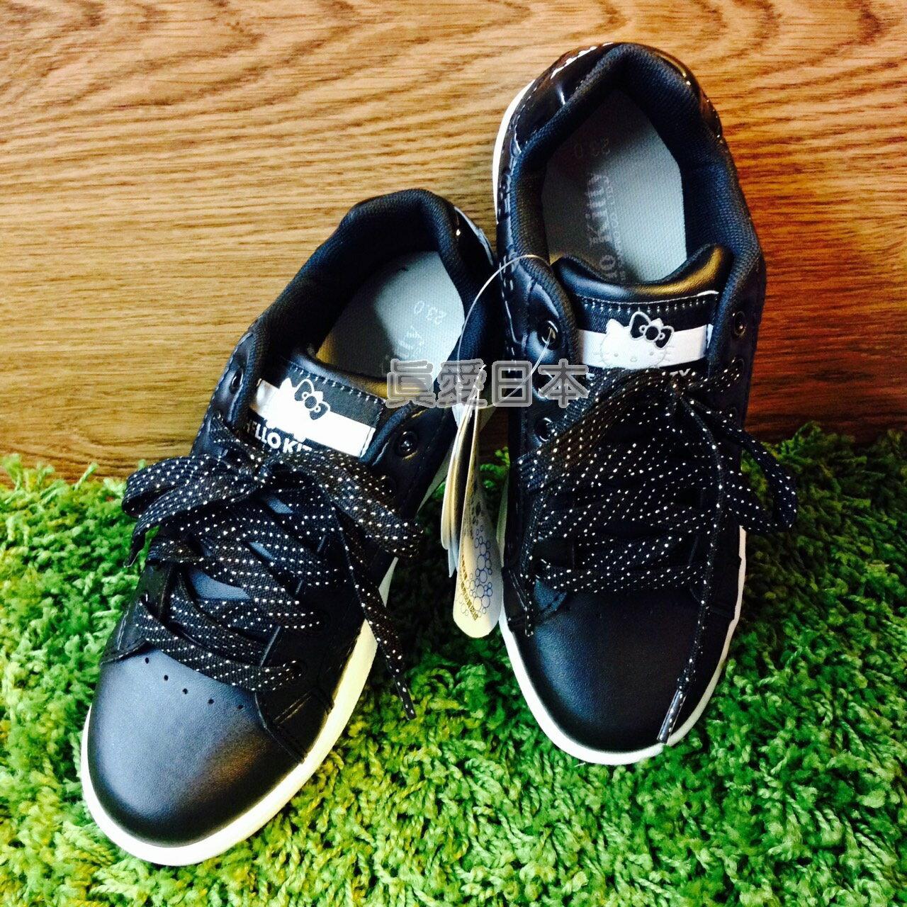 【真愛日本】休閒版鞋916032-黑 23~25 勃肯 拖鞋 外出鞋 kitty 鞋子