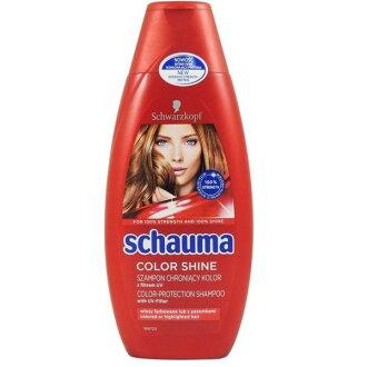 【德國Schauma】原裝進口 亮麗護色洗髮精 400ml 日用品