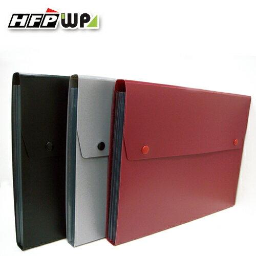 HFPWP 10個6層分類風琴夾 F419~10 環保無毒 10入  箱 ~  好康折扣
