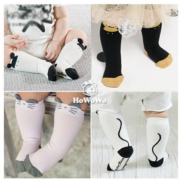 童襪 寶寶襪 貓咪老鼠中筒襪 嬰兒襪 0-4歲 CA1749 好娃娃
