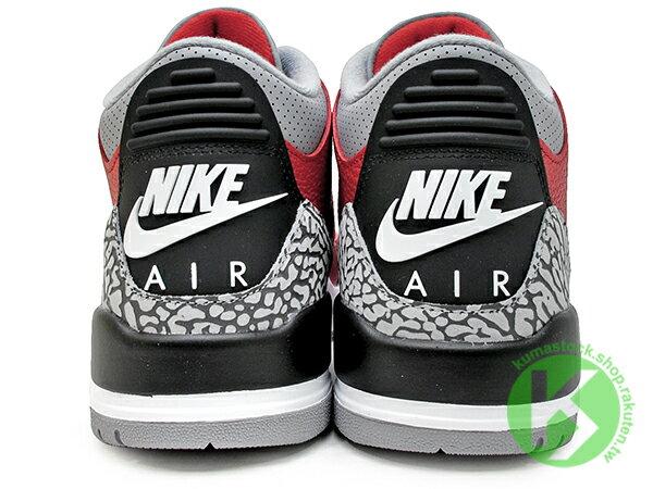2020 復刻上市 全新配色 NIKE JORDAN 3 III RETRO SE UNITE FIRE RED 男鞋 紅黑白 紅黑 芝加哥 明星賽 爆裂紋 OG 老屁股 AJ 23 (CK5692-600) ! 4