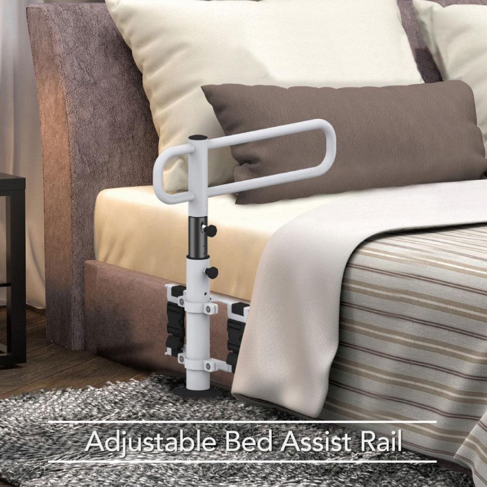 來而康 天群 CareWatch CW-100 可調節床邊安全扶手(單人床) - 限時優惠好康折扣