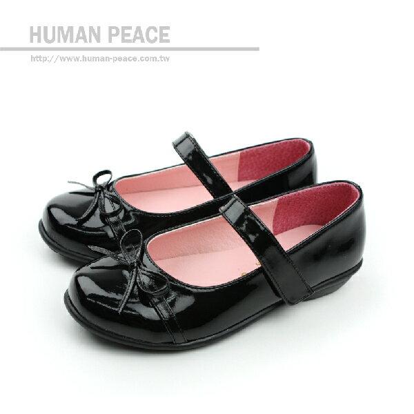 娃娃鞋 黑 童 no115