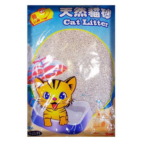 最划算天然貓砂5L【愛買】