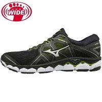 男性慢跑鞋到MIZUNO 18FW 頂級 緩衝 男慢跑鞋 WAVE SKY 2系列 4E超寬楦 J1GC181104 贈腿套【樂買網】就在樂買網推薦男性慢跑鞋