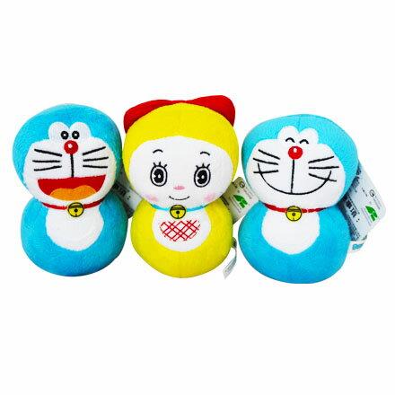 [敵富朗超市]哆啦A夢沙包組玩偶